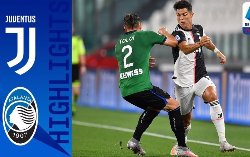 Juventus 2-2 Atalanta: Goals and Highlights | Handball controversy