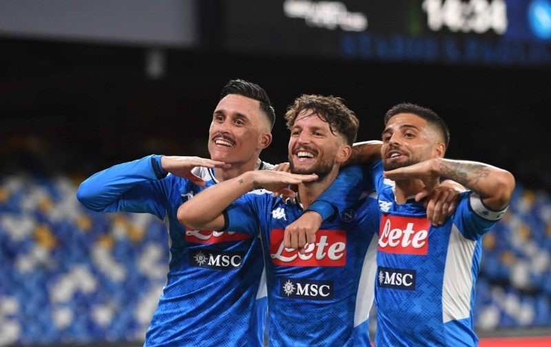 Napoli and AC Milan share spoils in rollercoaster San Paolo draw