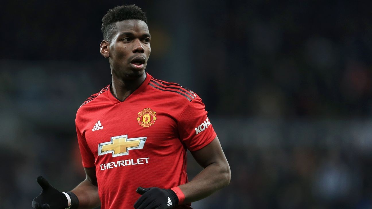 Pogba: Manchester United 'a proper team' now