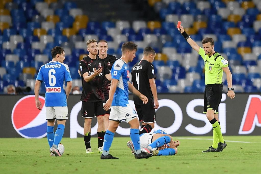 SPORT JUDGE DECISIONS, SERIE A TIM - MATCHDAY 32