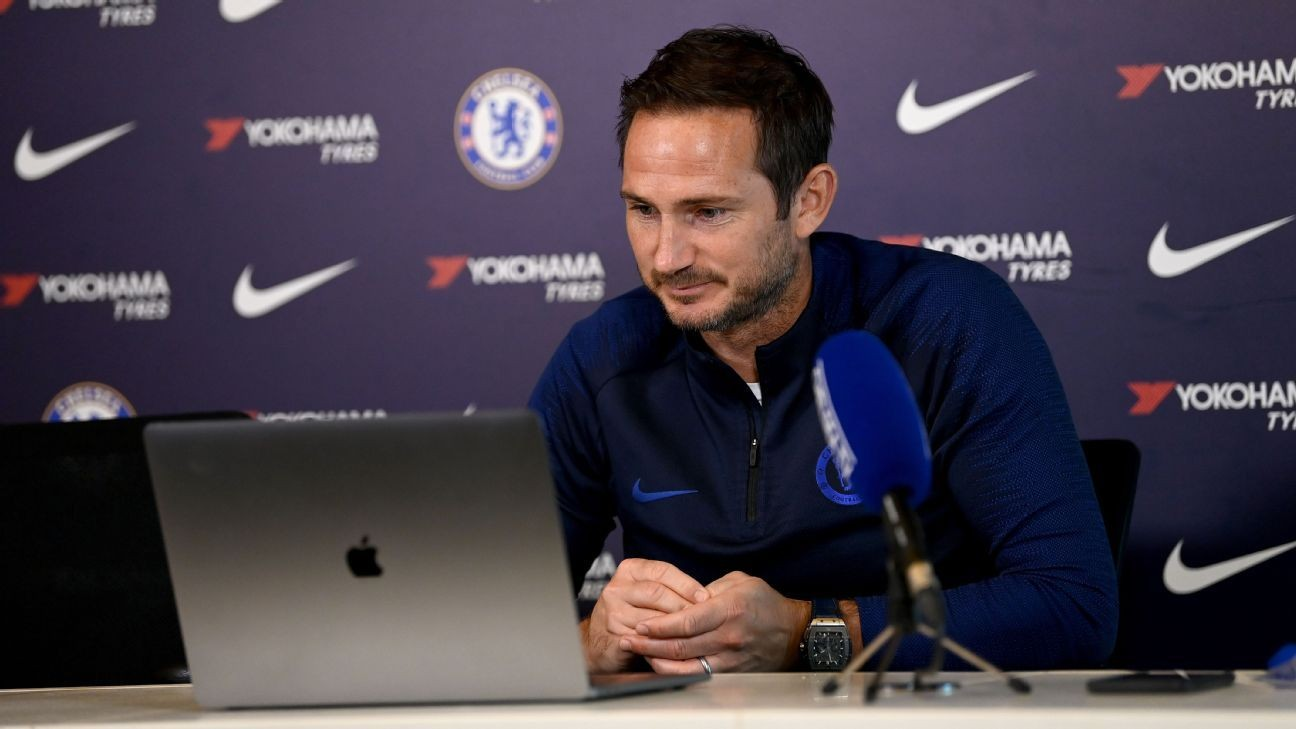 Lampard: No extra pressure after City ban lifted