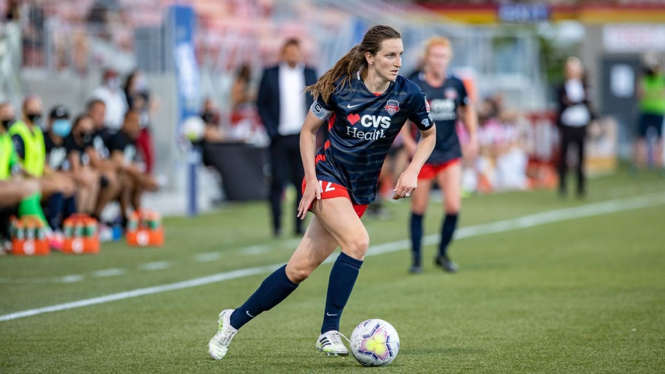 USWNT's Sullivan injures knee, out 3-6 months