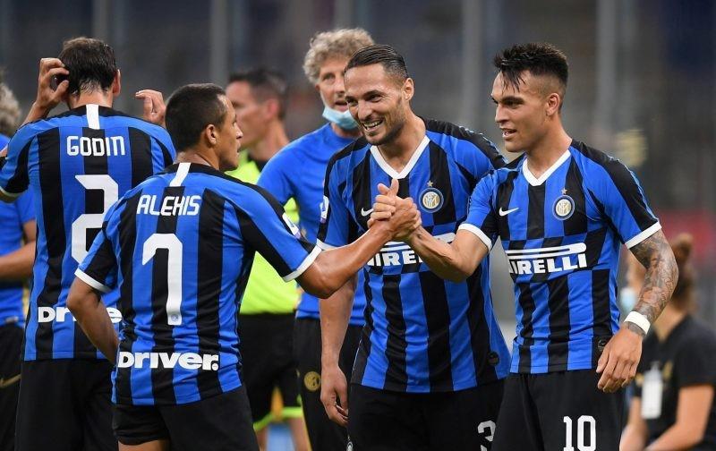 Inter move second with comeback win over Torino