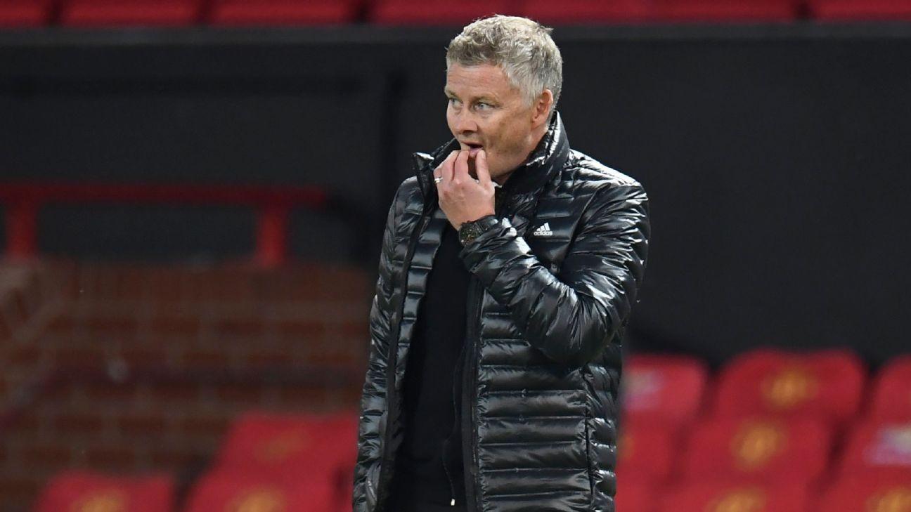 Man United slip tightens Premier League top four race