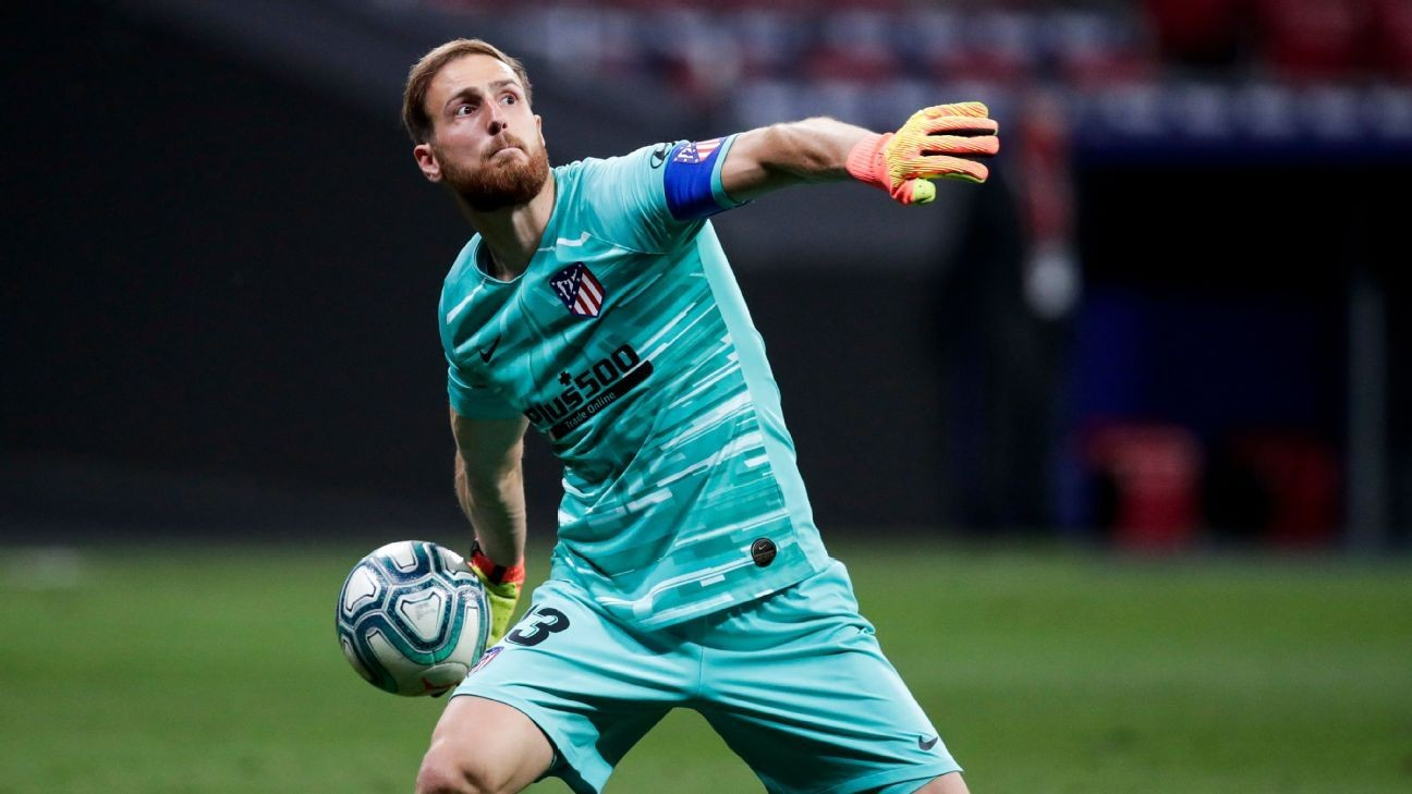 Transfer Talk: Chelsea to offload Kepa for Atletico Madrid's Oblak