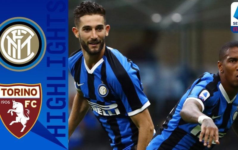Inter 3-1 Torino: Goals and Highlights | Cultured comeback