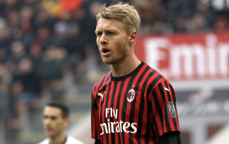 AC Milan exercise option to keep Kjaer