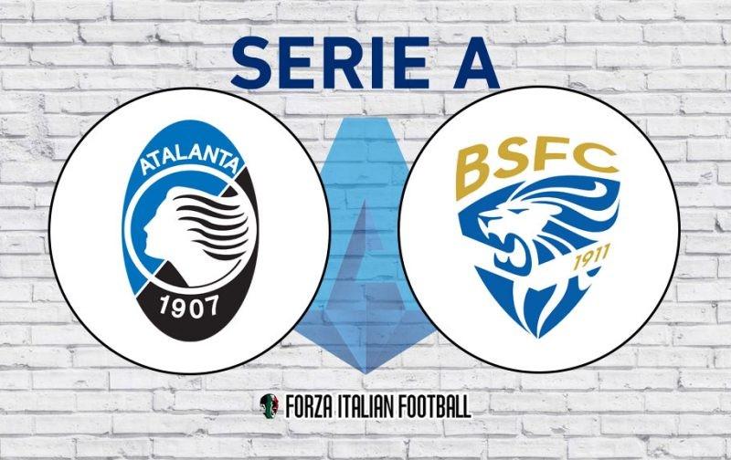 Serie A LIVE: Atalanta v Brescia