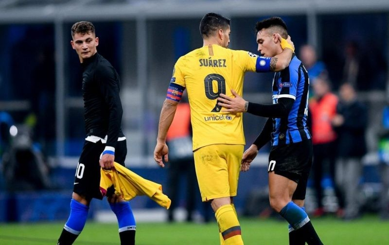 Suarez: Lautaro is extraordinary, if he comes to Barcelona we'll help him to adapt