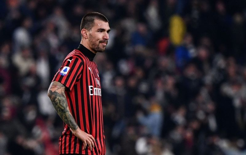 AC Milan standout only outfield player to feature in every Serie A minute this season