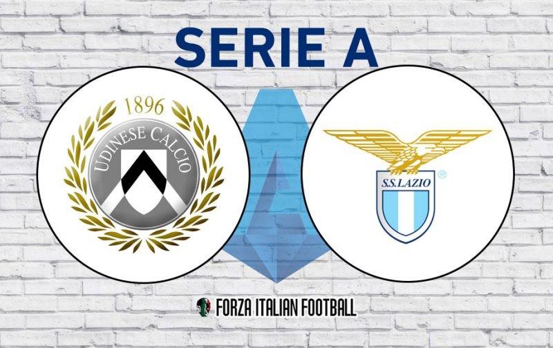 Udinese v Lazio: Probable Line-Ups and Key Statistics