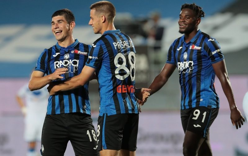 Atalanta and Brescia have never been further apart on the pitch, but they've rarely been closer off it