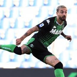 "SASSUOLO, Caputo's agent: ""Joining Napoli? He's certainly fit for a top club"""