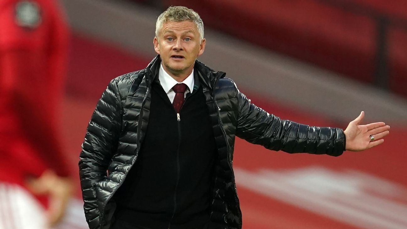 United return to top quicker than expected - Ole
