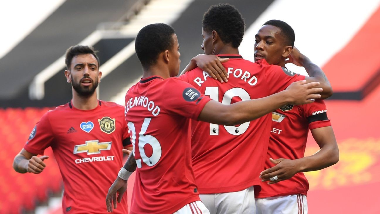 Man United's title ambition is a matter of time. Or, more precisely, age