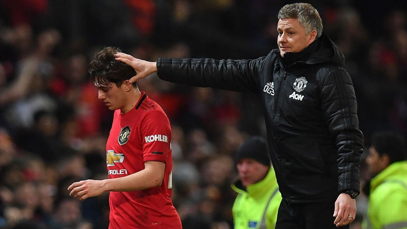 Solskjaer slams Chelsea's extra rest: 'It's no fair'