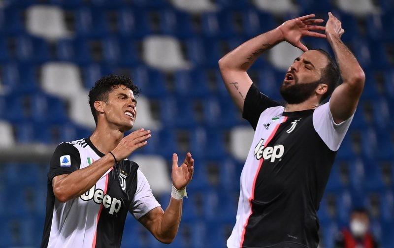 Szczesny spares Juventus blushes as Sassuolo impress in six-goal thriller