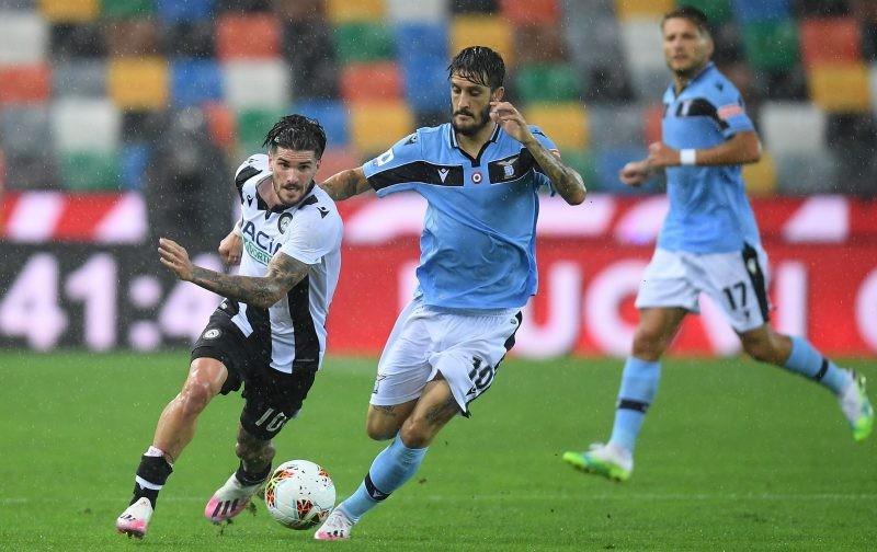 Lazio labour to Udinese stalemate