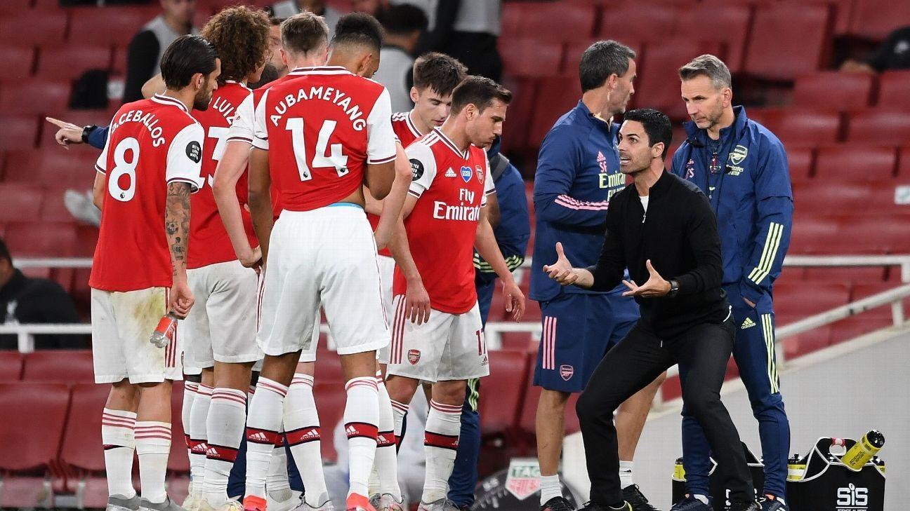 Arteta on needing Arsenal funds: 'It's not magic'