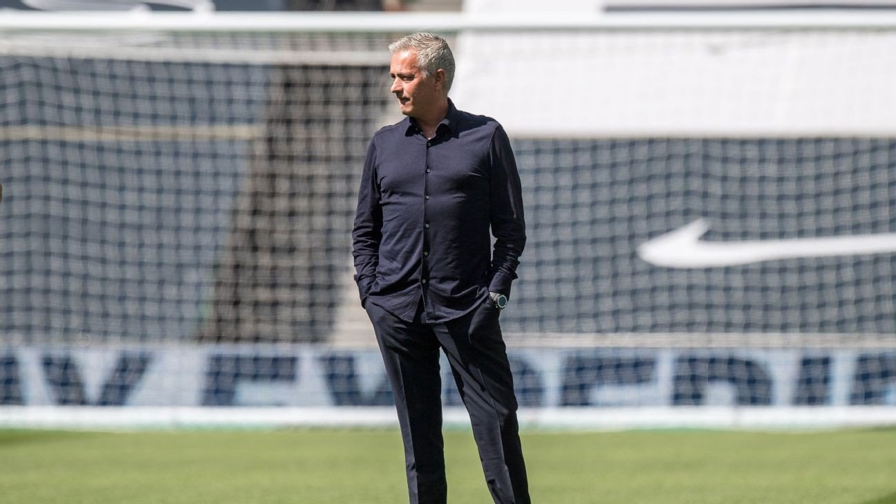 Mourinho: Man Utd 'lucky' to be in top four race