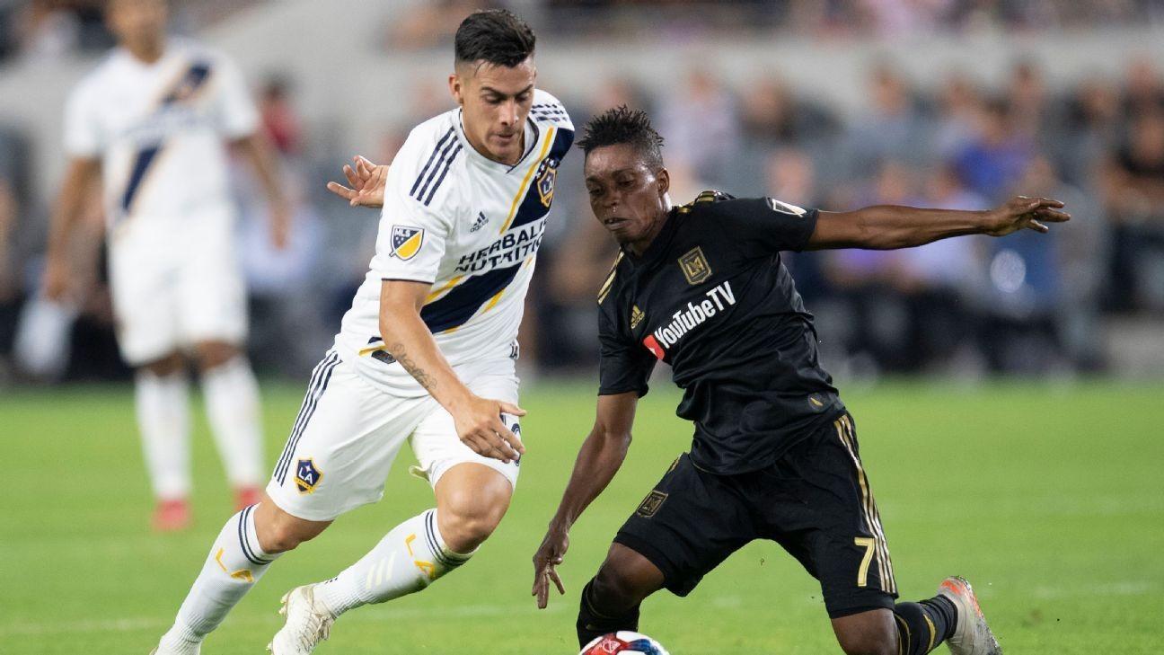 LAFC, Galaxy bring El Trafico drama to MLS is back