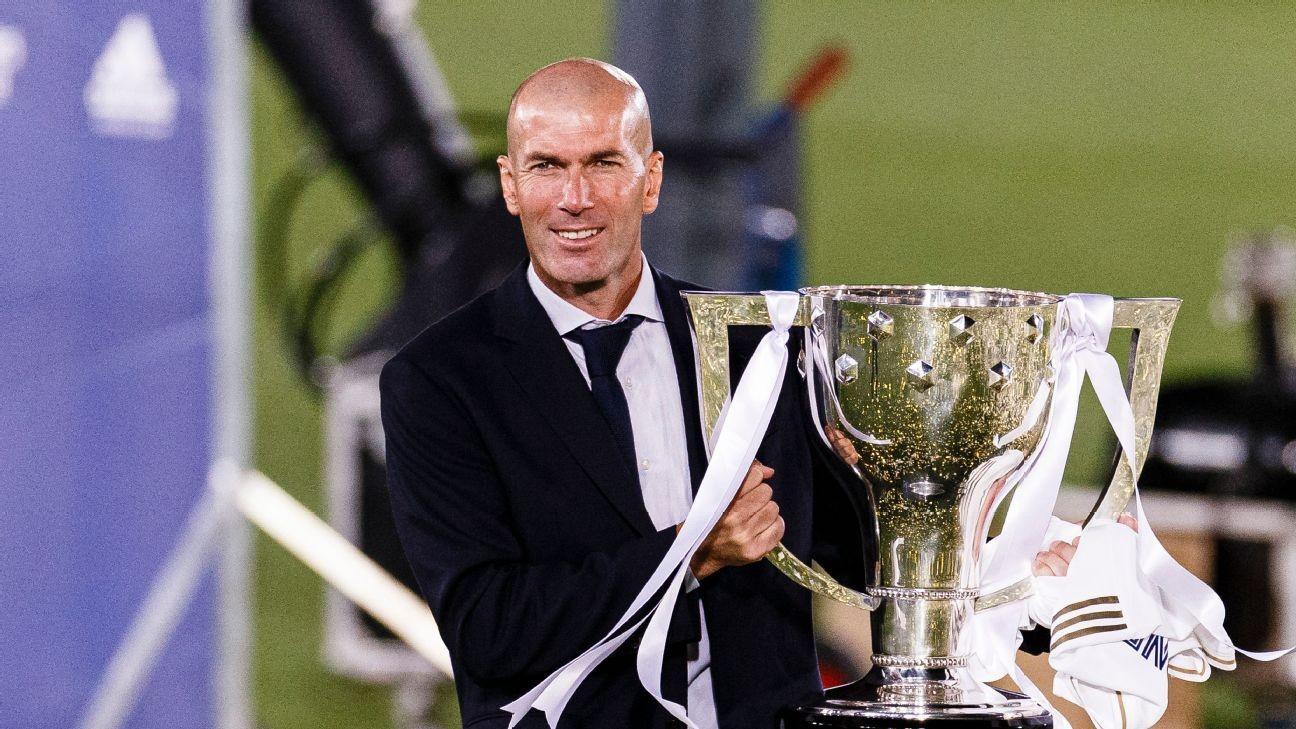 Zidane's latest Madrid triumph serves as vindication