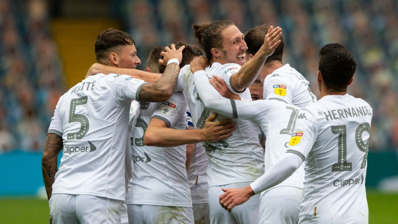 Leeds promoted to PL for first time in 16 years