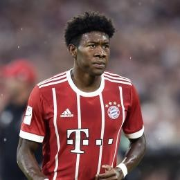 BAYERN MUNICH powerhouse ALABA offers himself to another A-lister