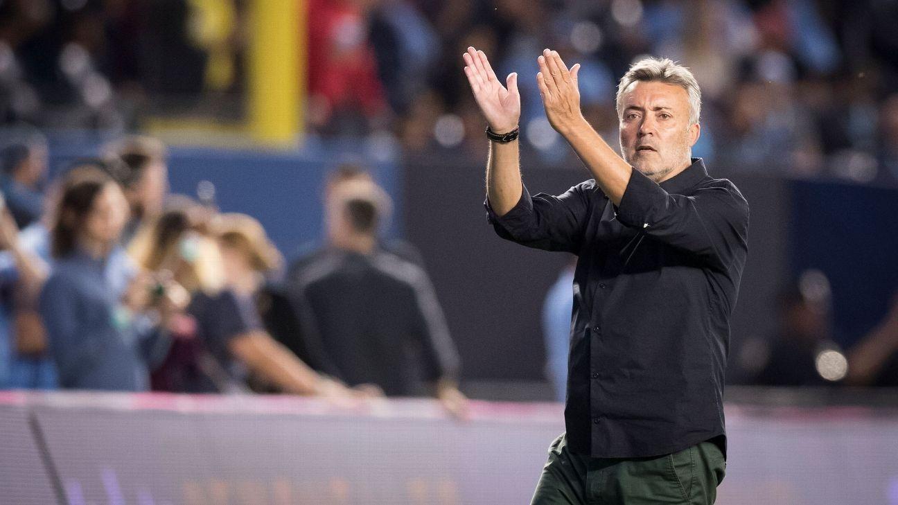 Flamengo hire ex-Guardiola assistant Torrent as boss