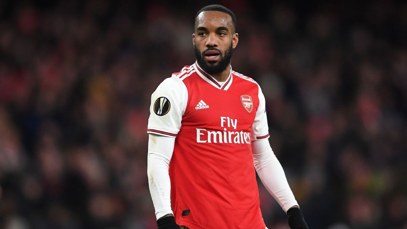 Lacazette on future: Arsenal my 'dream club'