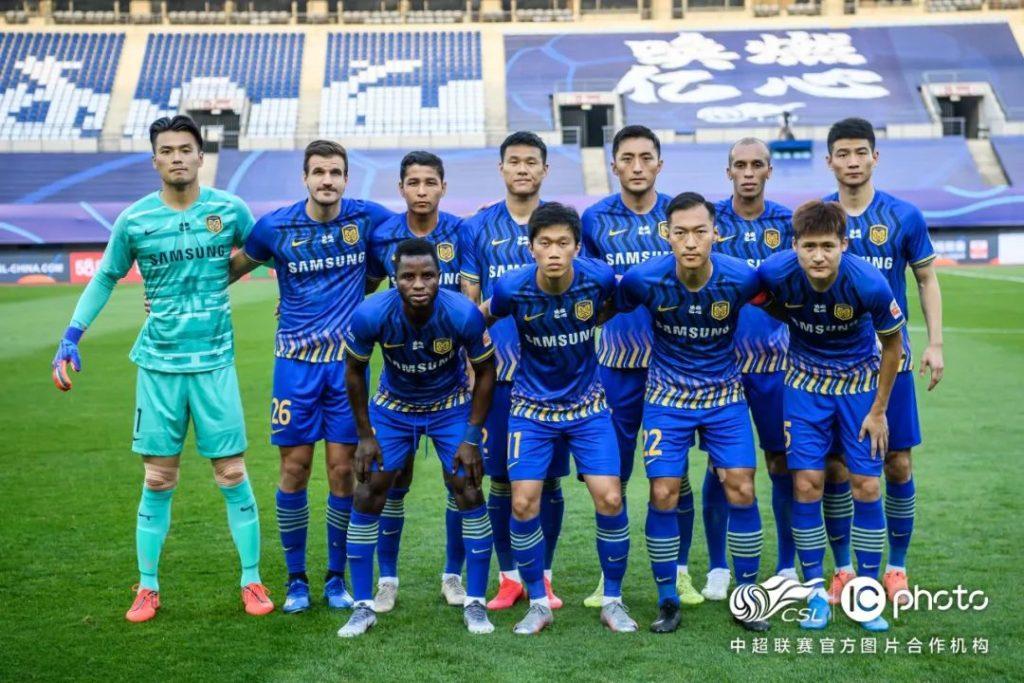 Mubarak Wakaso glitters on debut as Jiangsu Suning share spoils with Shandong Luneng in CSL