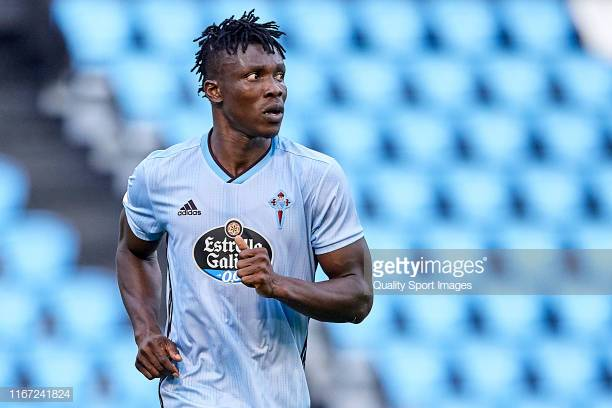 Ghana defender Joseph Aidoo keen to achieve greater heights in football