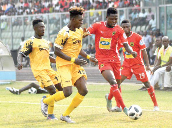 Government to ease restrictions on Kotoko and Ashantigold ahead of CAF inter-club duties