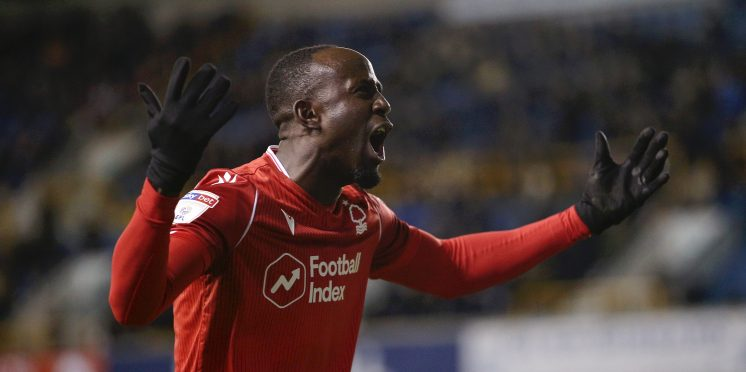 Decision time for Nottingham Forest on future of Ghana winger Albert Adomah