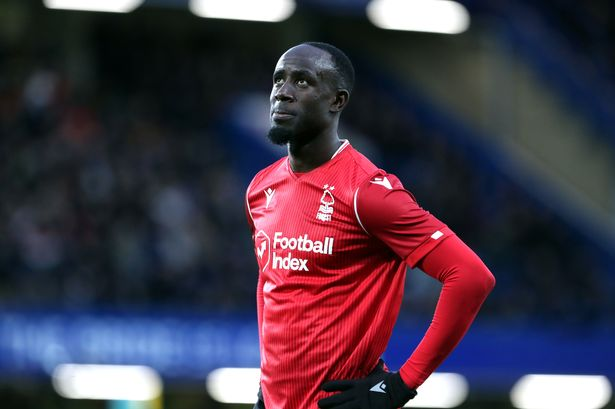 Albert Adomah fires shot at Nottingham Forest after being forced to end Cardiff City loan spell