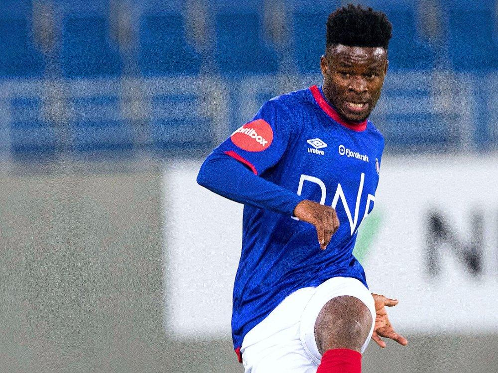 EXCLUSIVE: Man City release Ghanaian midfielder Ernest Agyiri