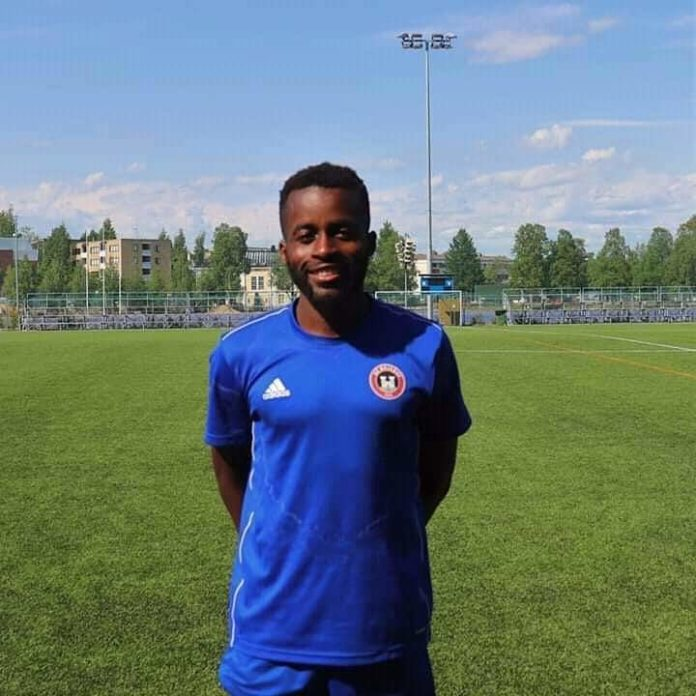 Emmanuel Appiah opens scoring account for AC Kajaani in Finnish second-tier