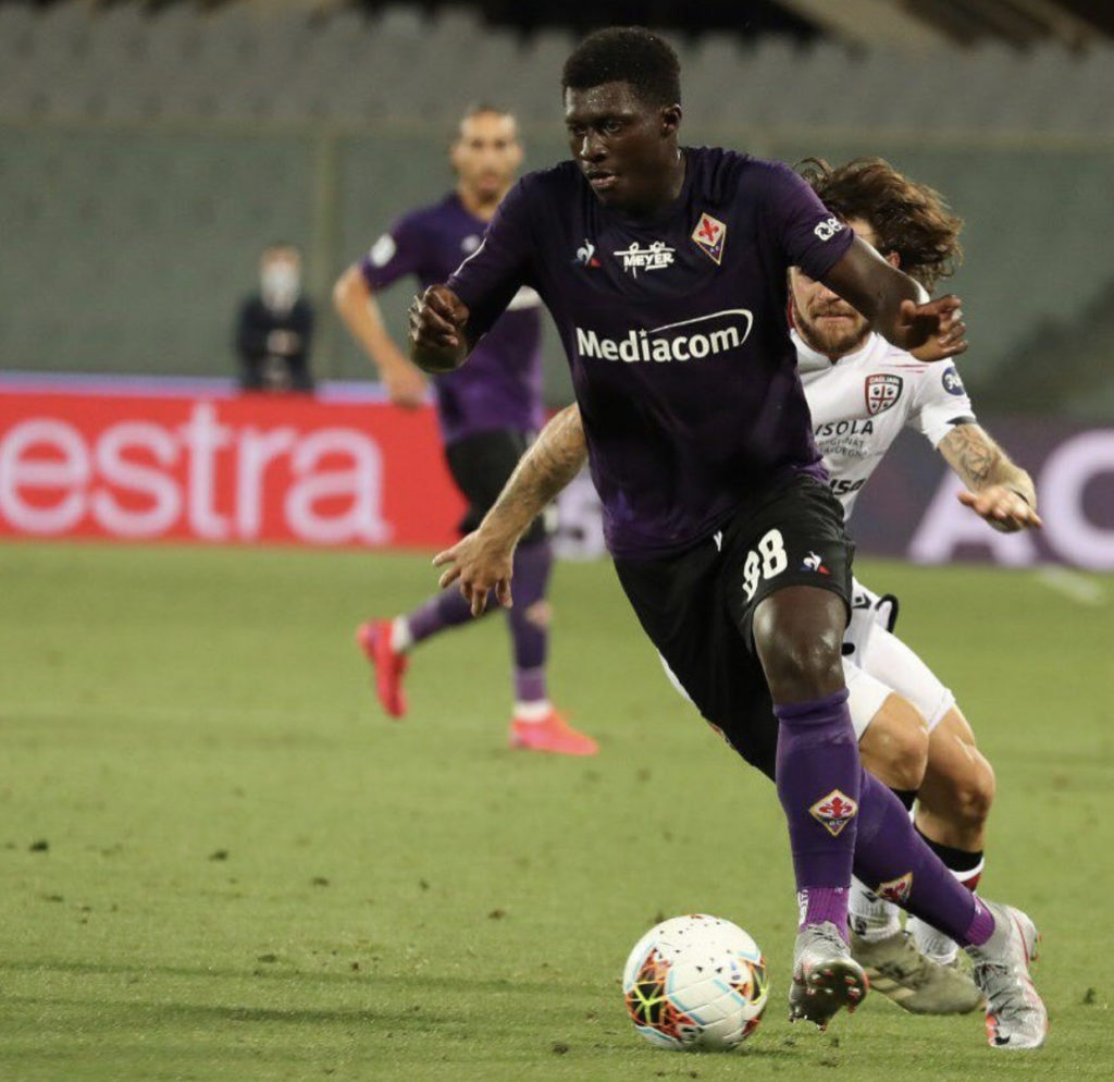 Breaking News: Alfred Duncan finalizes Cagliari medical test