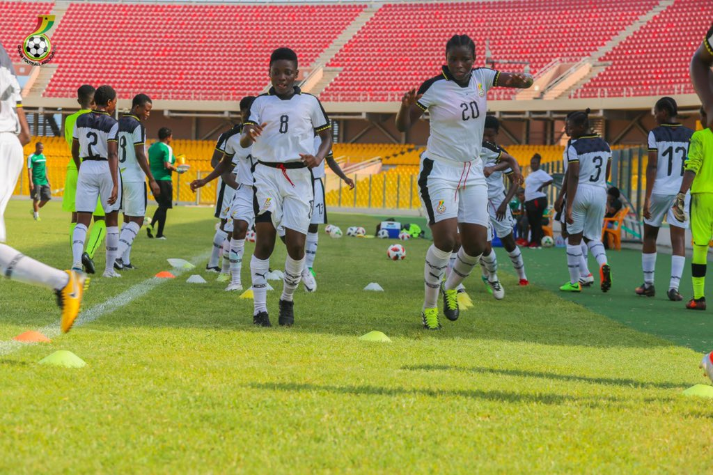 COVID-19: Ghana's Black Maidens, Princesses to resume training ahead of WC qualifiers in September