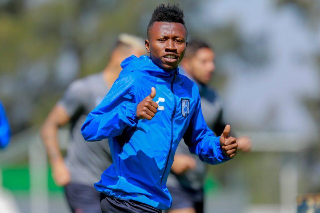 Top Spanish clubs chase former Ghana U20 star Clifford Aboagye