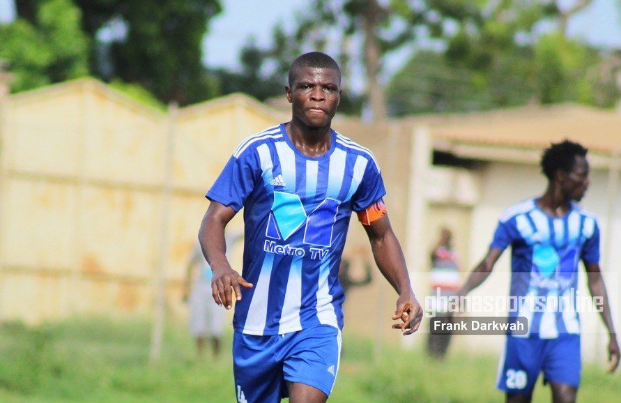 I wanted to play for Kotoko- Hearts legend Dan Quaye confesses