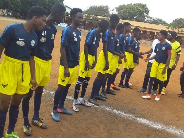 Running colts football made us poor- Ghanaian club   administrators share experiences