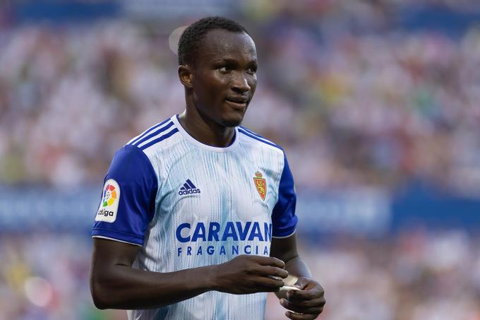 Raphael Dwamena leaves Real Zaragoza after loan spell