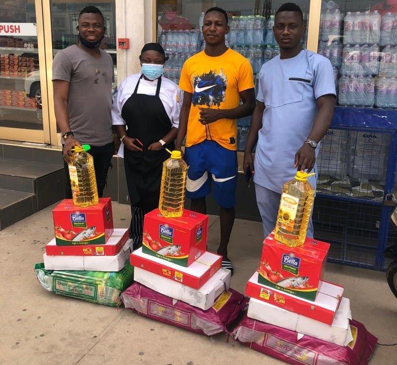 Asante Kotoko muslim stars get Eid al-Adha present from board member Kofi Abban