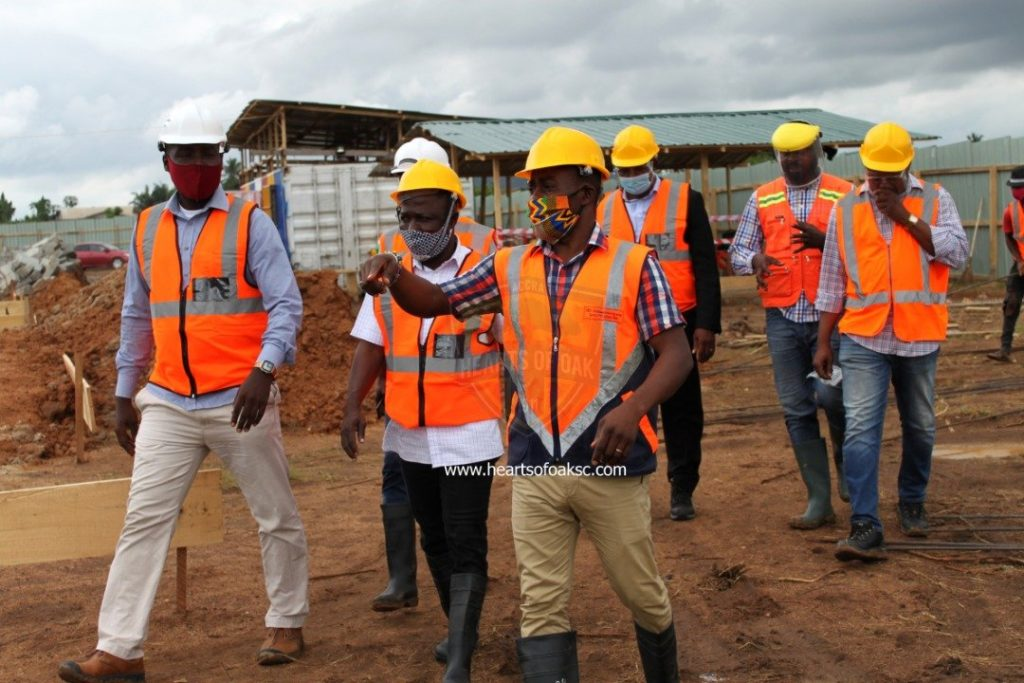 Pobiman Academy project is progressing very well – Frank Nelson