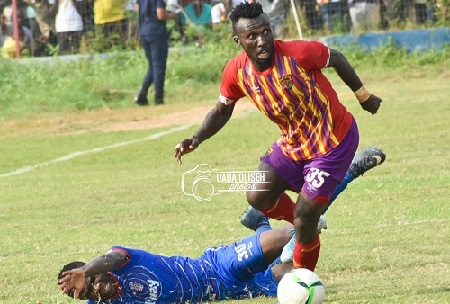 2020/21 Ghana Premier League:  Hearts duo ruled out of Bechem United clash