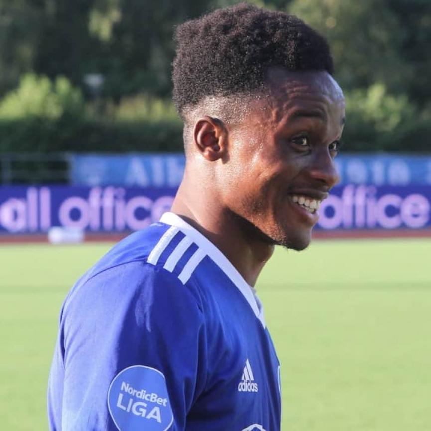 Emmanuel Toku bags third goal of the season as Fremad Amager thump Vejle Boldklub 4-1