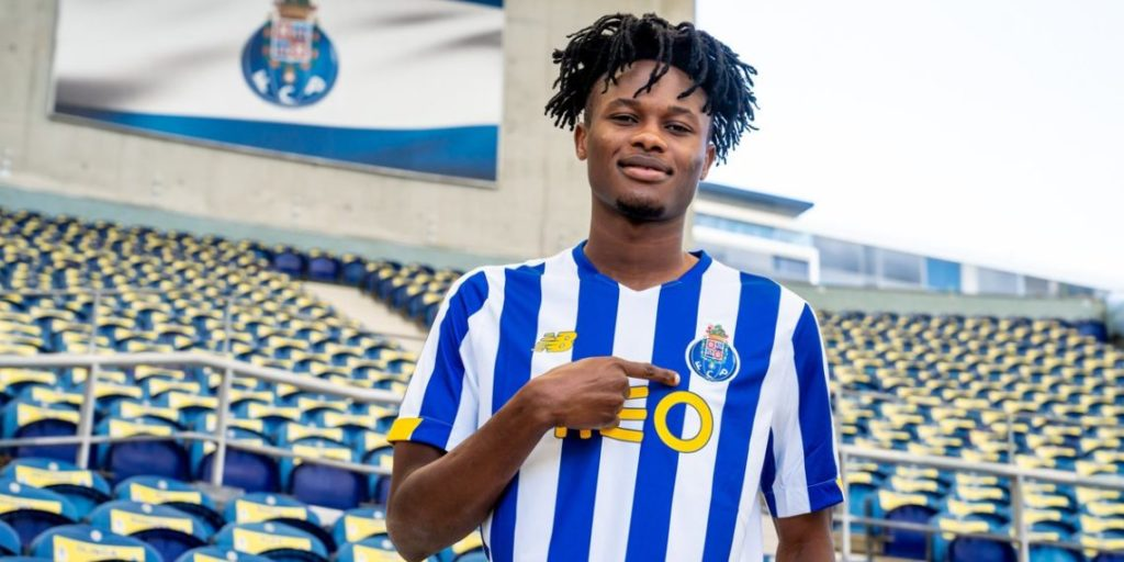 Ghanaian forward Kelvin Boateng eager to ink name in FC Porto history books