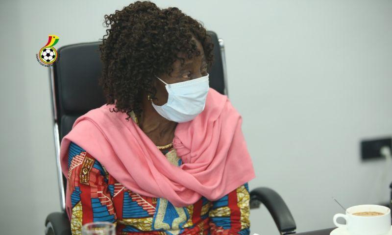 Madam Habiba Atta praises GFA and YEA intervention for female footballers