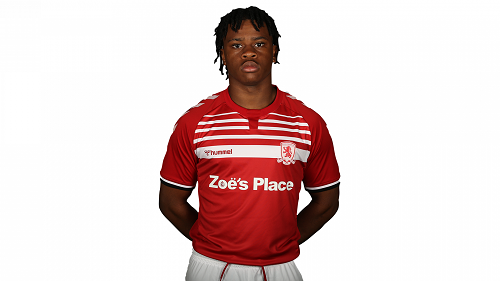 Ghanaian youngster Harold Essien part ways with Middlesborough